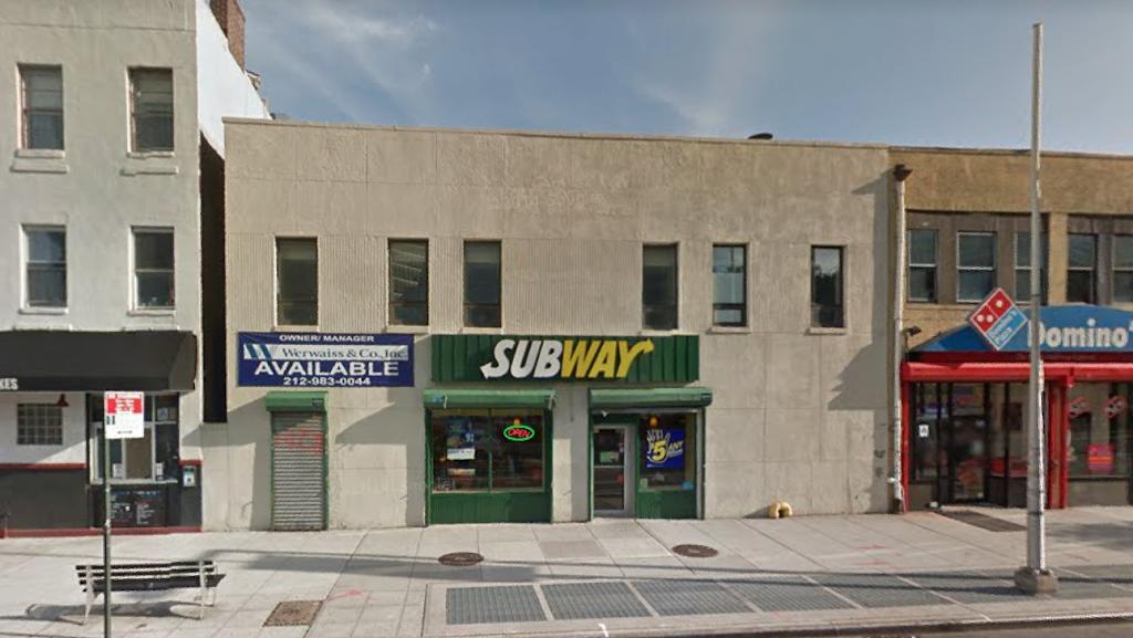 Subway Restaurants - restaurant  | Photo 4 of 4 | Address: 25-34 Jackson Ave, Long Island City, NY 11101, USA | Phone: (718) 472-1010
