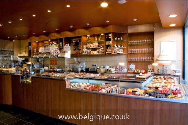 Belgique Cafe and Patisserie in Theydon Bois - cafe  | Photo 6 of 10 | Address: 14 Forest Dr, Theydon Bois CM16 4EY, UK | Phone: 01992 814430