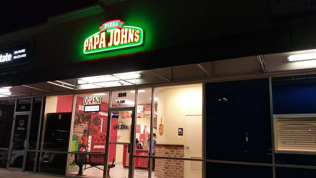 Papa Johns Pizza - restaurant  | Photo 3 of 9 | Address: 2376 Lavon Dr Ste 128, Garland, TX 75040, USA | Phone: (972) 244-4900