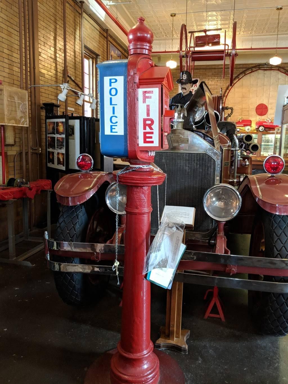 Toledo Firefighters Museum - museum  | Photo 5 of 10 | Address: 918 W Sylvania Ave, Toledo, OH 43612, USA | Phone: (419) 478-3473