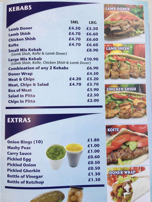 Mr chippy - meal takeaway    Photo 5 of 10   Address: 8 Crays Parade Main Road, Orpington, Orpington kent BR5 3HG, UK   Phone: 01689 820032