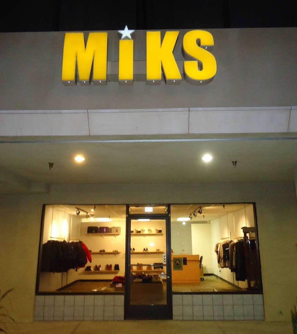 Miks - clothing store  | Photo 1 of 1 | Address: 2615 190th St #103, Redondo Beach, CA 90278, USA | Phone: (310) 798-6457
