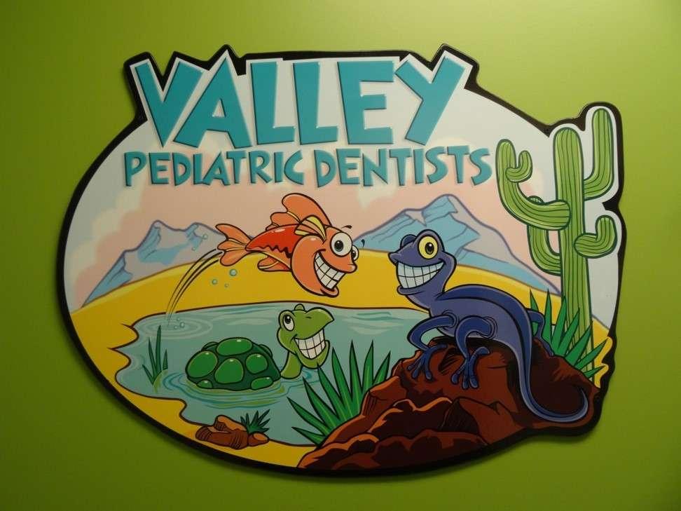 Valley Pediatric Dentists - doctor  | Photo 4 of 10 | Address: 16611 S 40th St #150, Phoenix, AZ 85048, USA | Phone: (480) 753-3711