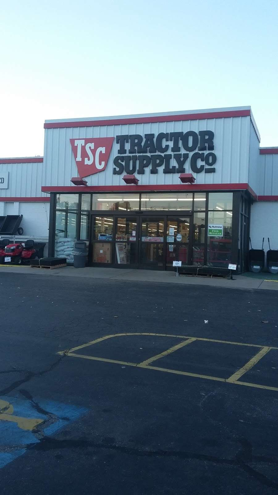 Tractor Supply Co. - hardware store  | Photo 1 of 10 | Address: 3250 US Hwy 70 SE, Newton, NC 28658, USA | Phone: (828) 466-3666