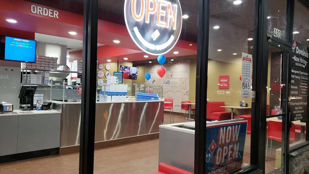 Dominos Pizza - meal delivery  | Photo 10 of 10 | Address: 480 W Pioneer Pkwy, Grand Prairie, TX 75051, USA | Phone: (469) 672-3030