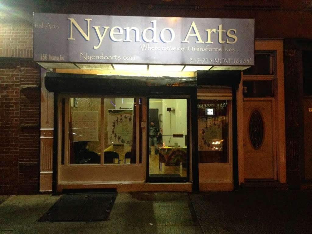 Nyendo Arts - health  | Photo 2 of 7 | Address: 2112 Fulton St, Brooklyn, NY 11233, USA | Phone: (347) 735-6683