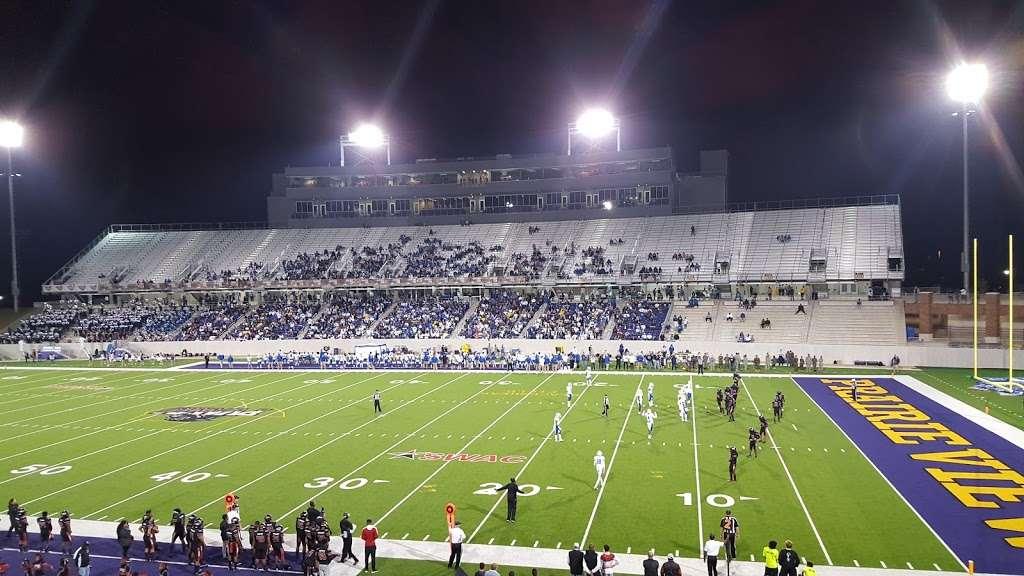 PVAMU - Panther Stadium - stadium  | Photo 5 of 10 | Address: 1600 Stadium Dr, Prairie View, TX 77445, USA | Phone: (936) 261-9100