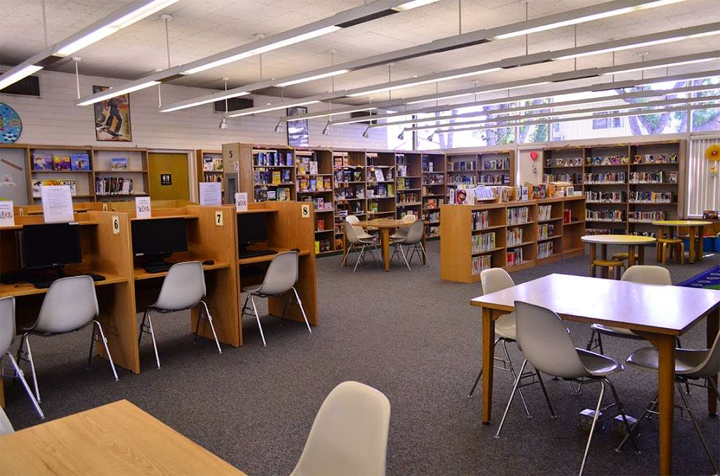Grandview Library - library  | Photo 6 of 9 | Address: 1535 5th St, Glendale, CA 91201, USA | Phone: (818) 548-2049