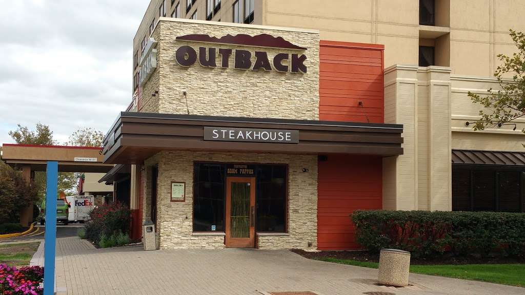 Outback Steakhouse - restaurant  | Photo 2 of 10 | Address: 455 Harmon Meadow Blvd, Secaucus, NJ 07094, USA | Phone: (201) 601-0077
