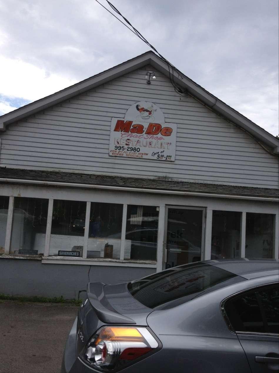 Ma-De-Chat Shop - cafe  | Photo 9 of 10 | Address: 8 Railroad Ave, Milford, NJ 08848, USA | Phone: (908) 995-2980