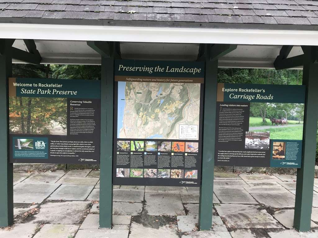 Rockefeller State Park Visitor Center - travel agency  | Photo 4 of 10 | Address: Tower Hill Rd, Pleasantville, NY 10570, USA | Phone: (914) 631-1470