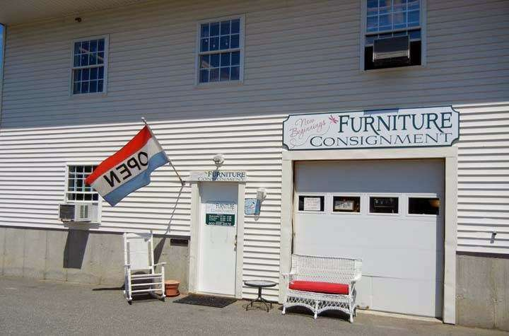 New Beginnings Furniture Consignment - furniture store  | Photo 1 of 10 | Address: 10 Lawrence Rd, Salem, NH 03079, USA | Phone: (603) 898-8878