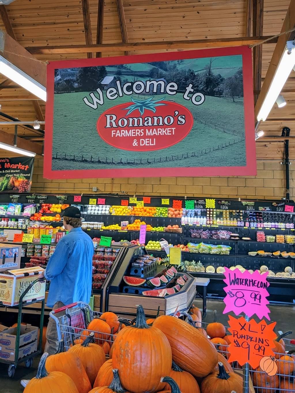 Romanos Farmers Market & Deli - store  | Photo 2 of 3 | Address: 8875 Ridge Rd, North Royalton, OH 44133, USA | Phone: (440) 237-7888