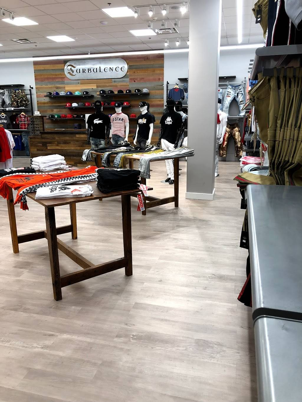 Turbulence - clothing store  | Photo 2 of 4 | Address: 2158 Saint Louis Galleria, Space #2158, Richmond Heights, MO 63117, USA | Phone: (314) 405-3007