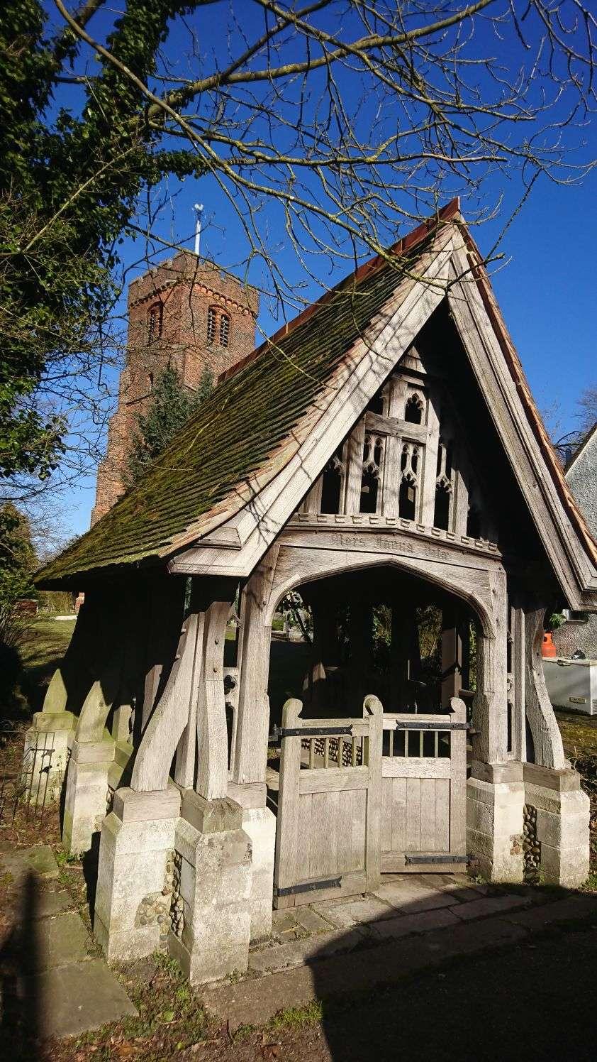 The Parish Church of Saint Andrew - church    Photo 2 of 10   Address: North Weald Bassett, Epping CM16 6AL, UK