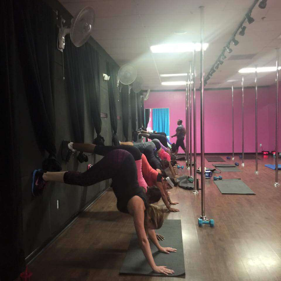 Foxy Fitness Studio & Pole - gym  | Photo 6 of 10 | Address: 8010 W Colonial Dr Ste #130, Orlando, FL 32818, USA | Phone: (407) 253-2369