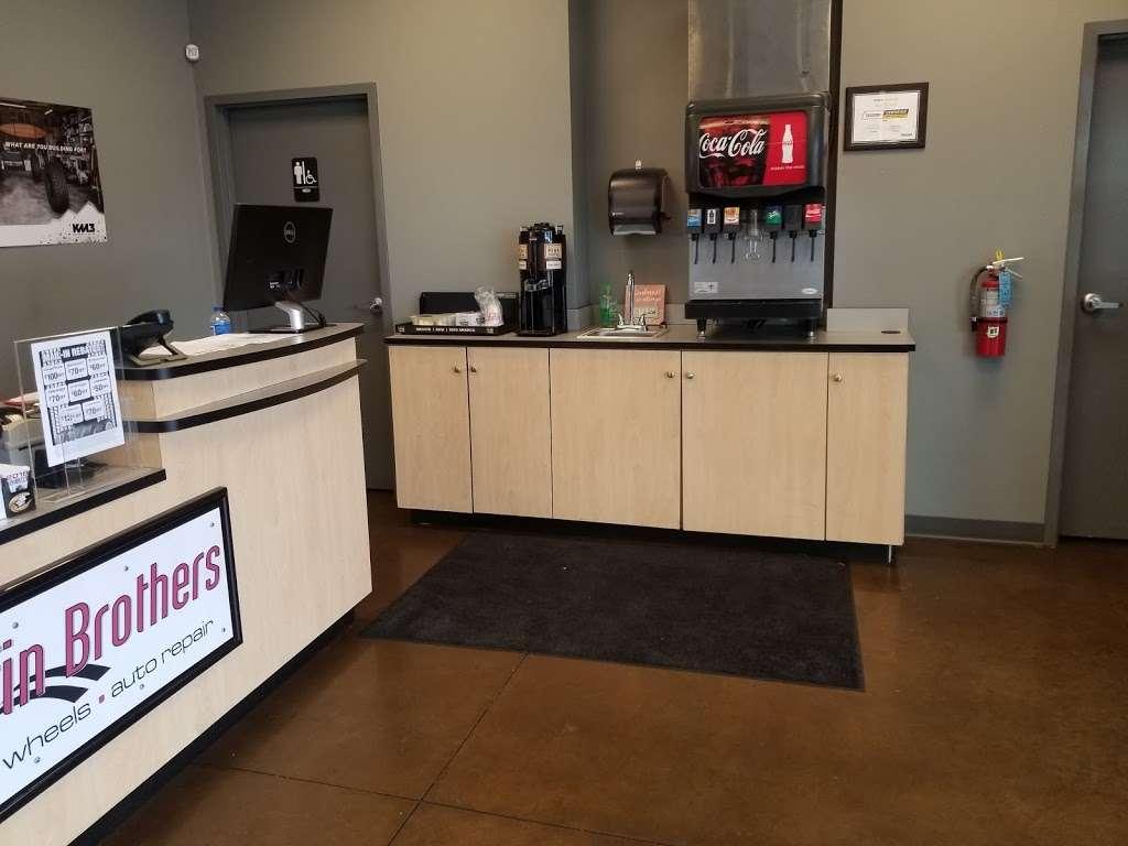 Mavis Discount Tire - car repair  | Photo 5 of 10 | Address: 15054 Idlewild Rd, Matthews, NC 28104, USA | Phone: (980) 290-5118