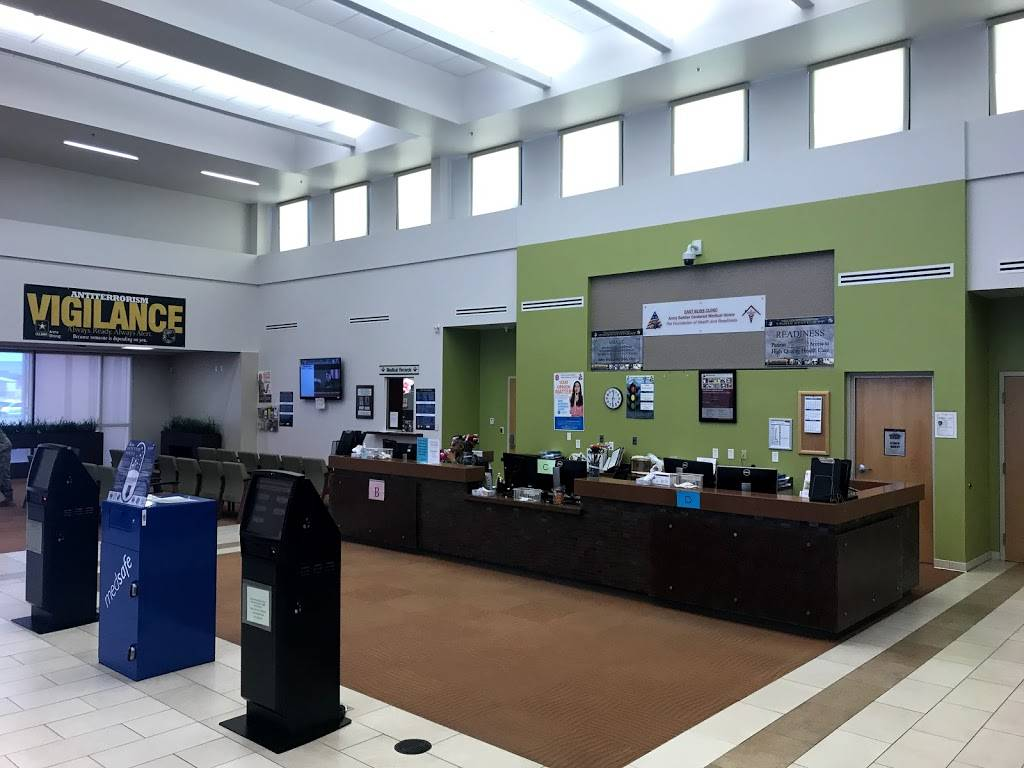 East Bliss Health and Dental Clinic (East Bliss Clinic) - hospital    Photo 2 of 10   Address: 21227 Torch St, Biggs Field, TX 79918, USA   Phone: (915) 742-4248