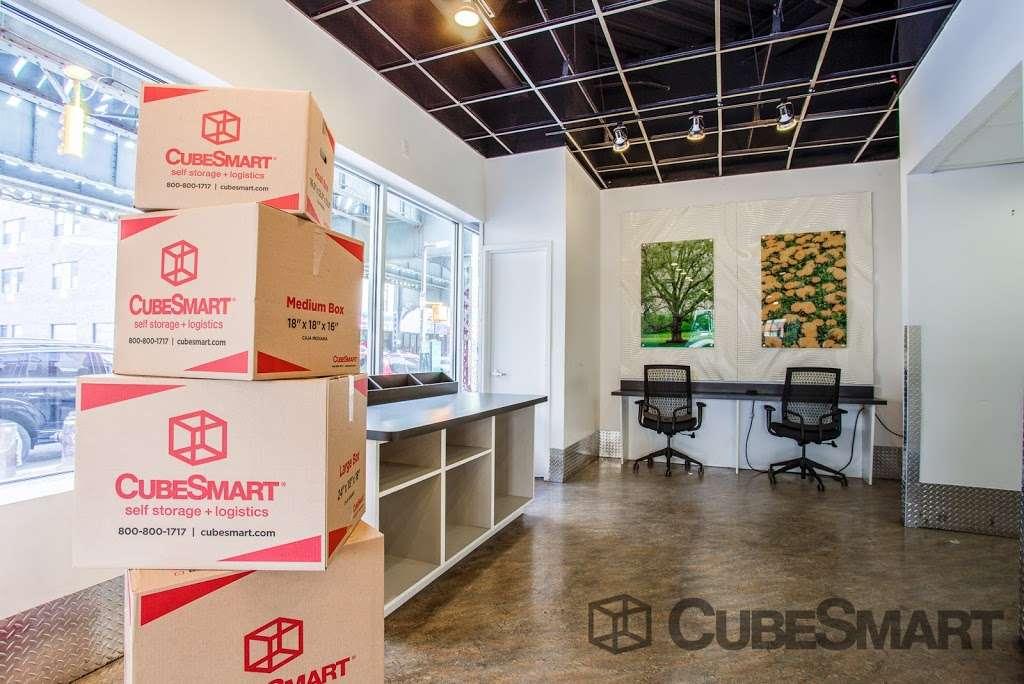 CubeSmart Self Storage - moving company    Photo 5 of 10   Address: 1220 Broadway, Brooklyn, NY 11221, USA   Phone: (718) 574-2194