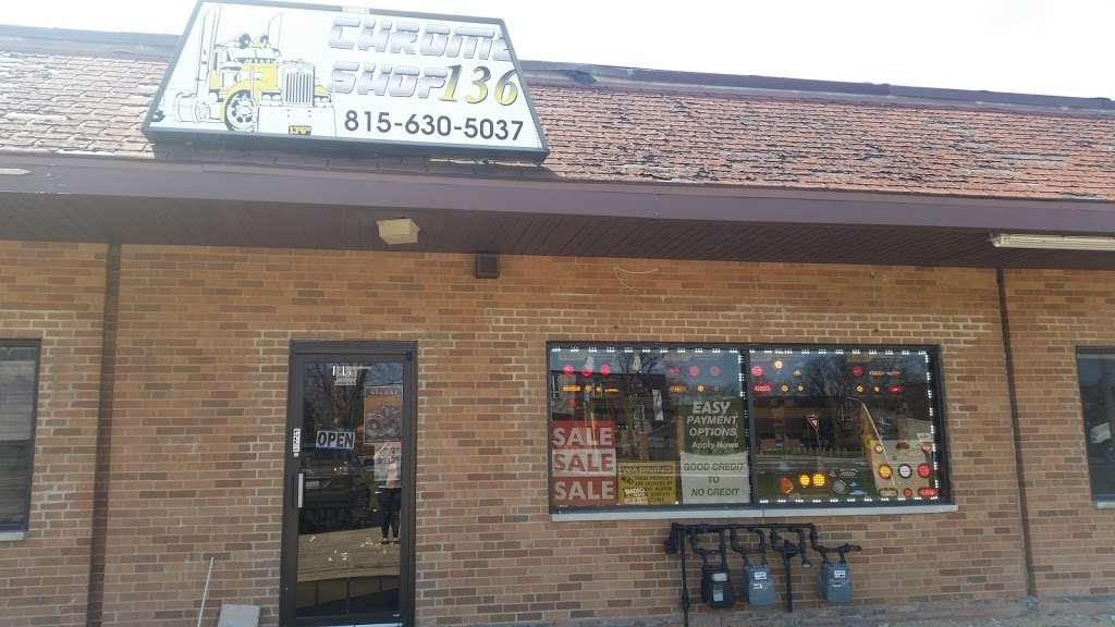136 Chrome Shop - car repair  | Photo 3 of 10 | Address: 1913 S Chicago St, Joliet, IL 60436, USA | Phone: (815) 630-5037
