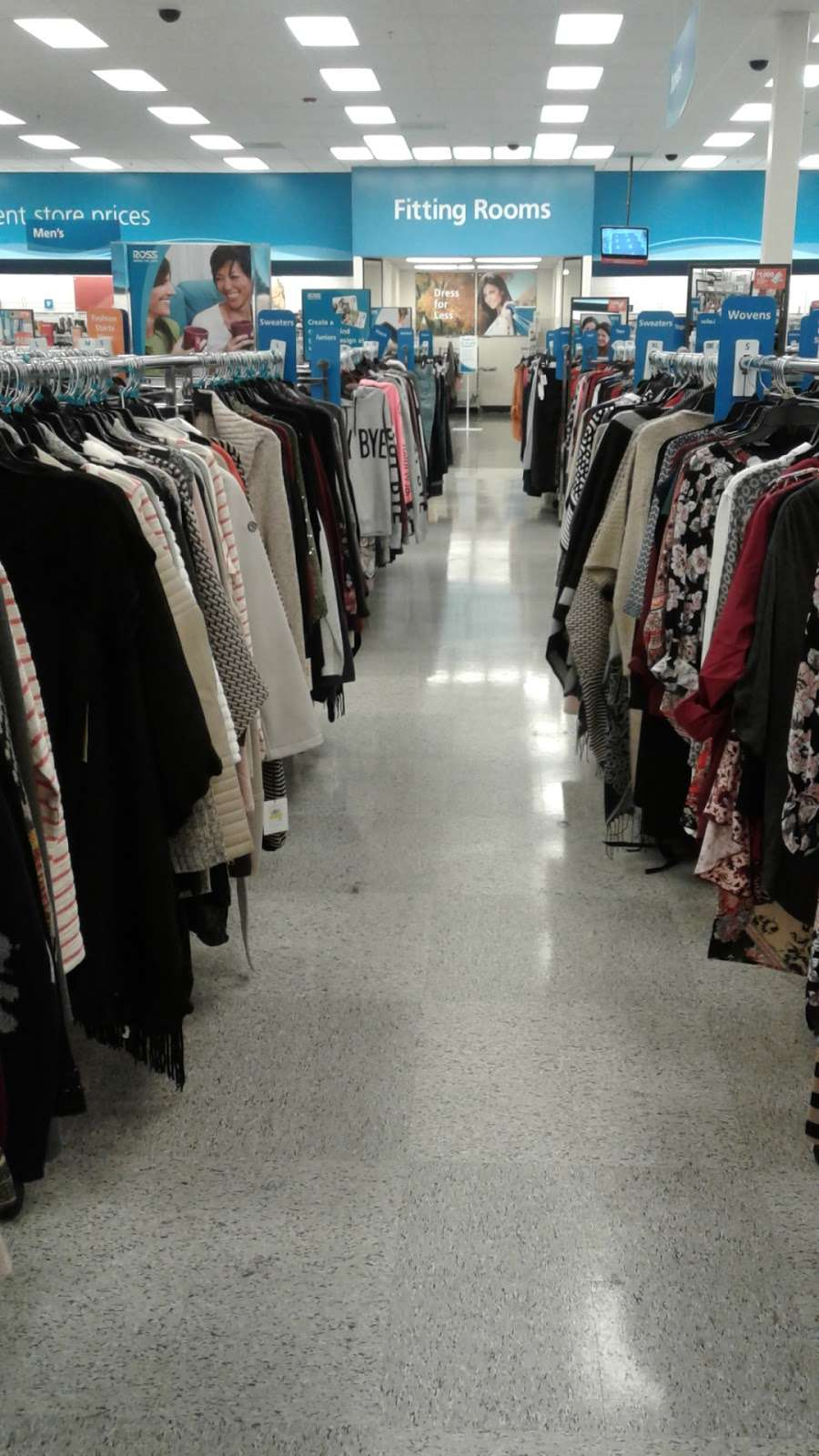 Ross Dress for Less - clothing store  | Photo 1 of 10 | Address: 2500 Gwynns Falls Pkwy, Baltimore, MD 21216, USA | Phone: (410) 225-9780