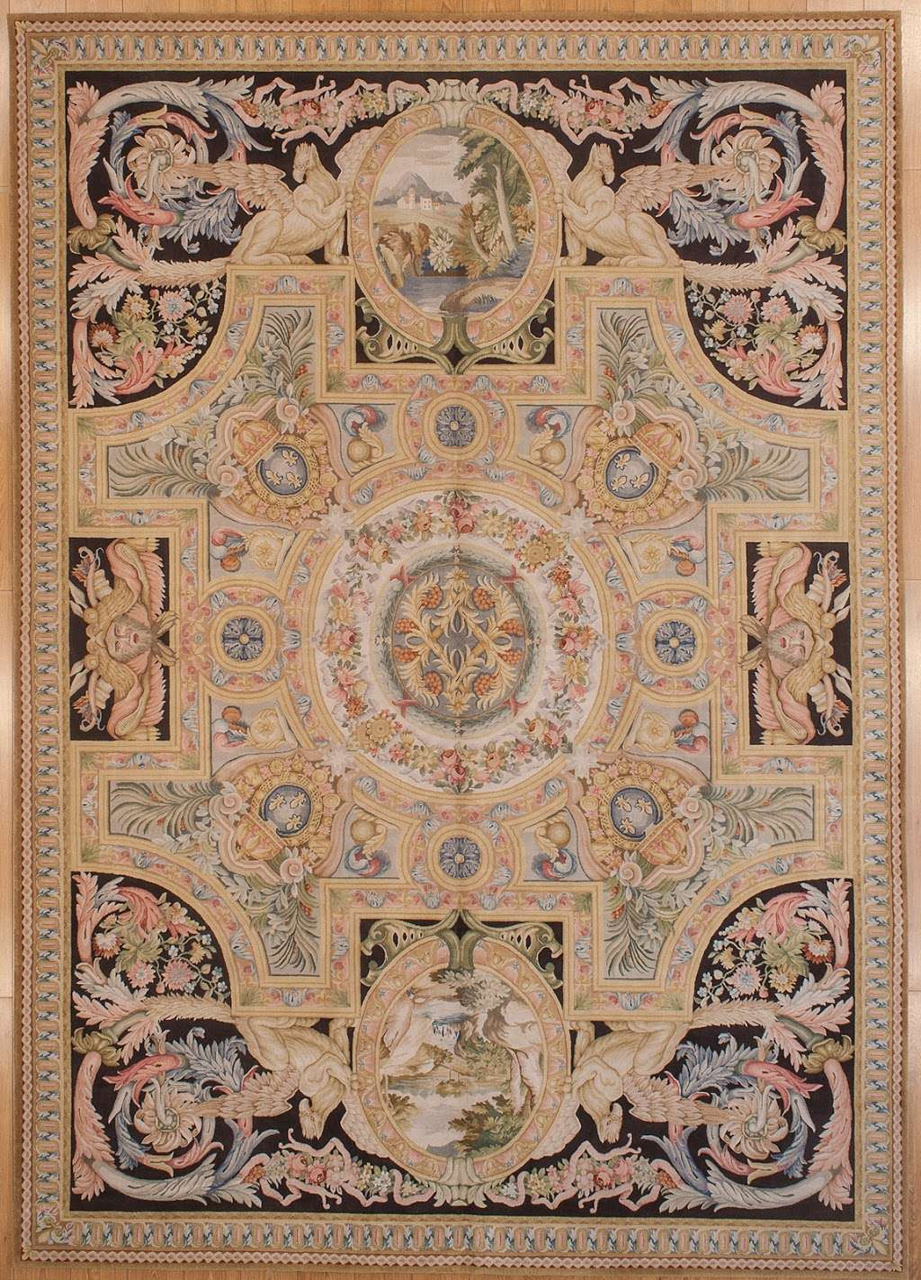 ModRen Rugs Inc Aubusson Savonnerie Tapestry - home goods store  | Photo 3 of 7 | Address: 505 Windsor Dr, Secaucus, NJ 07094, USA | Phone: (201) 866-0909