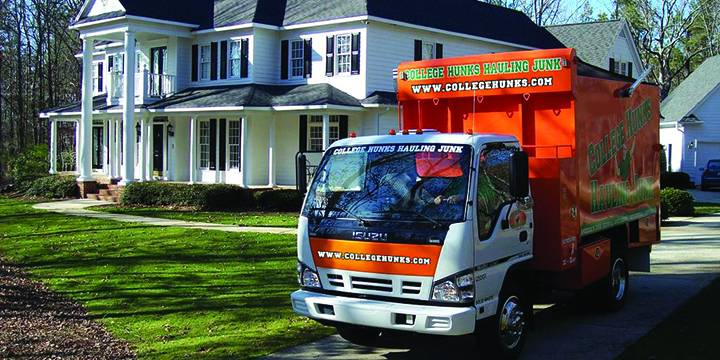 College Hunks Hauling Junk and Moving - moving company  | Photo 6 of 10 | Address: 11801 W Fairview Ave, Wauwatosa, WI 53226, USA | Phone: (414) 436-2909