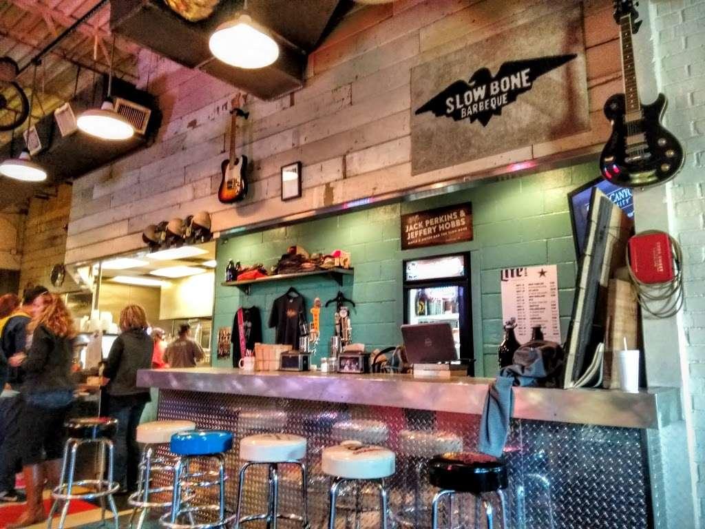 Slow Bone BBQ - restaurant  | Photo 5 of 10 | Address: 2234 Irving Blvd, Dallas, TX 75207, USA | Phone: (214) 377-7727