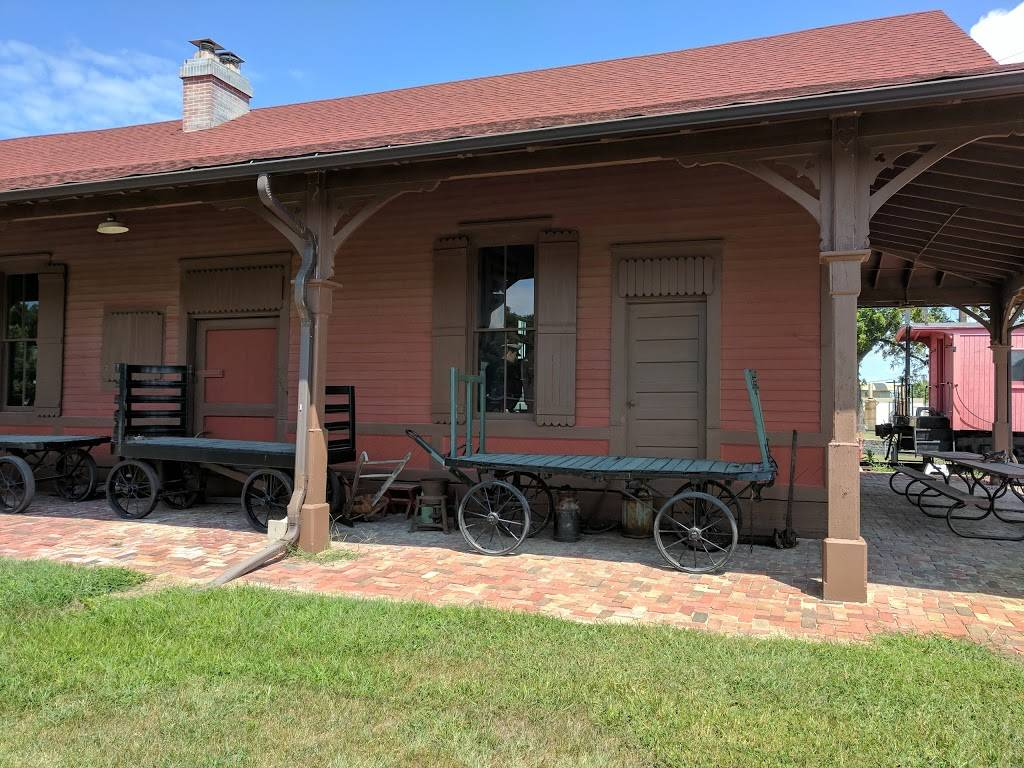 The Florence Depot Museum - museum  | Photo 1 of 10 | Address: 9000 N 30th St, Omaha, NE 68112, USA | Phone: (402) 453-4462