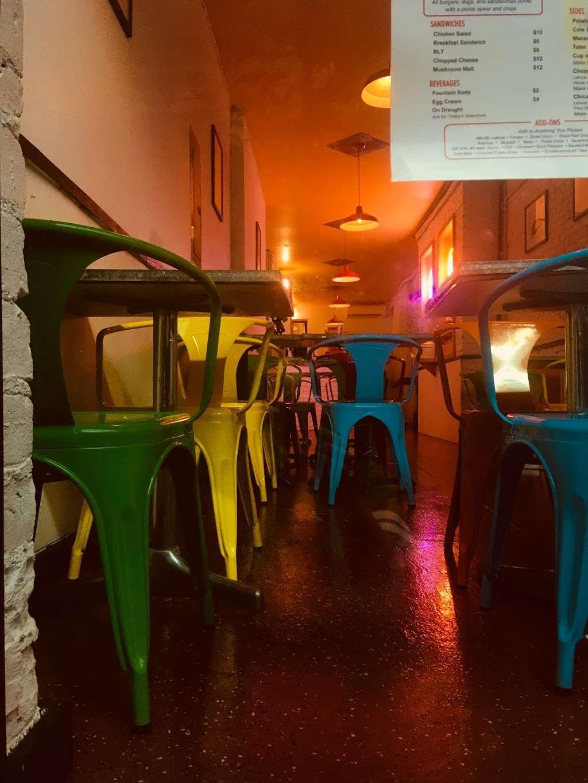 Rips Malt Shop - restaurant  | Photo 1 of 8 | Address: 10 Clermont Ave, Brooklyn, NY 11205, USA | Phone: (347) 689-9009
