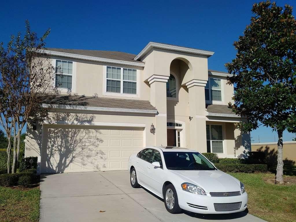 Windsor Hills Luxury Villa - amusement park  | Photo 4 of 10 | Address: 2704 Manesty Ln, Kissimmee, FL 34747, USA | Phone: (407) 966-4685