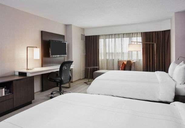 Teaneck Marriott at Glenpointe - lodging  | Photo 2 of 10 | Address: 100 Frank W Burr Blvd, Teaneck, NJ 07666, USA | Phone: (201) 836-0600