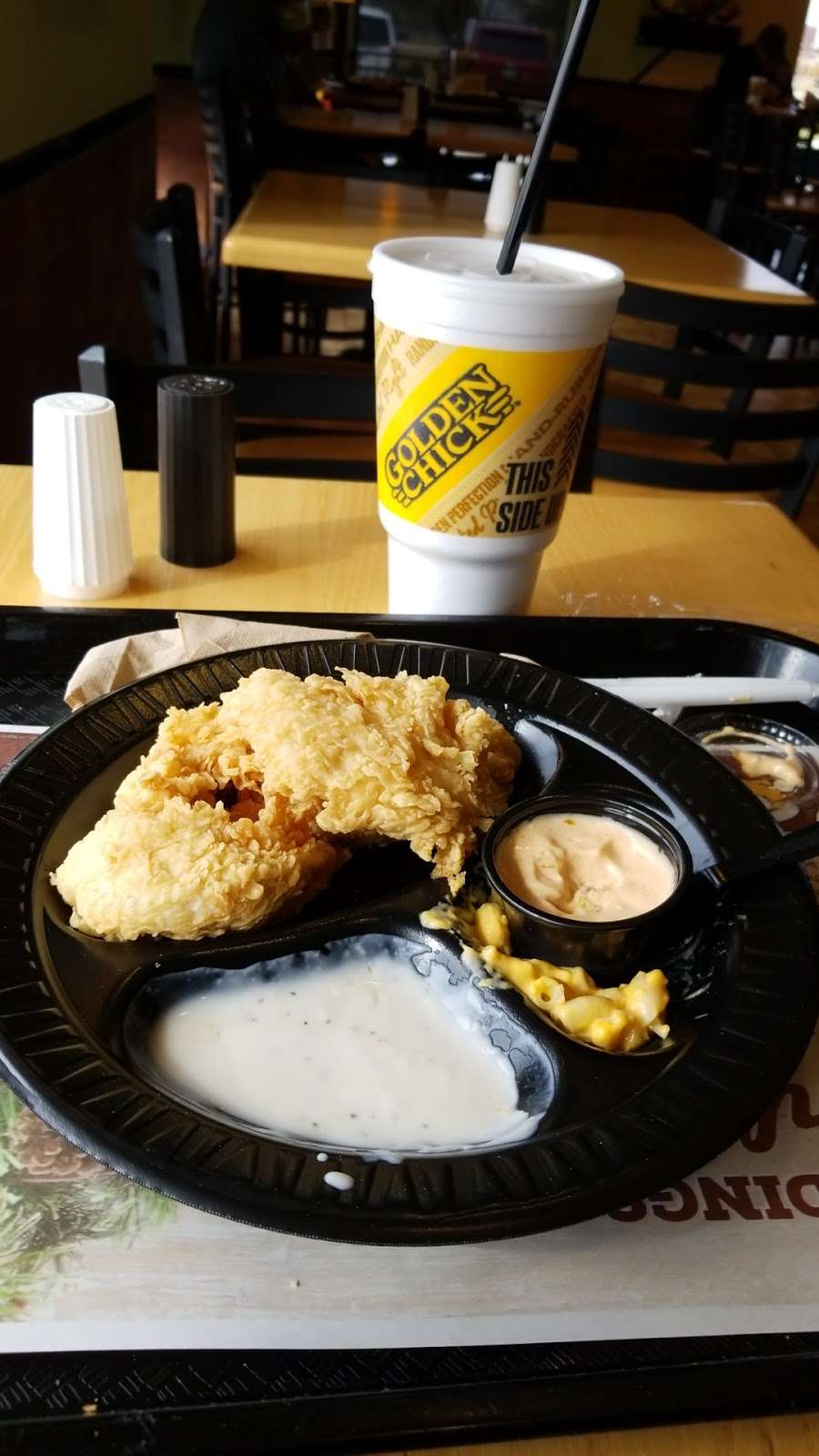 Golden Chick - meal takeaway  | Photo 7 of 10 | Address: 2702 Lavon Dr, Garland, TX 75040, USA | Phone: (972) 905-5160