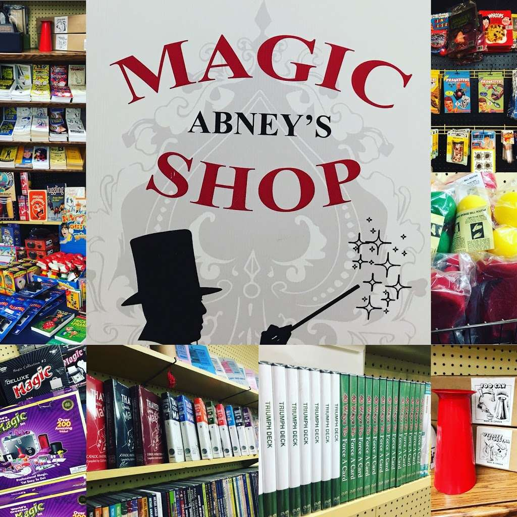 Abneys Magic & Fun - store  | Photo 5 of 6 | Address: 15528 Illinois Ave, Paramount, CA 90723, USA | Phone: (562) 745-0117