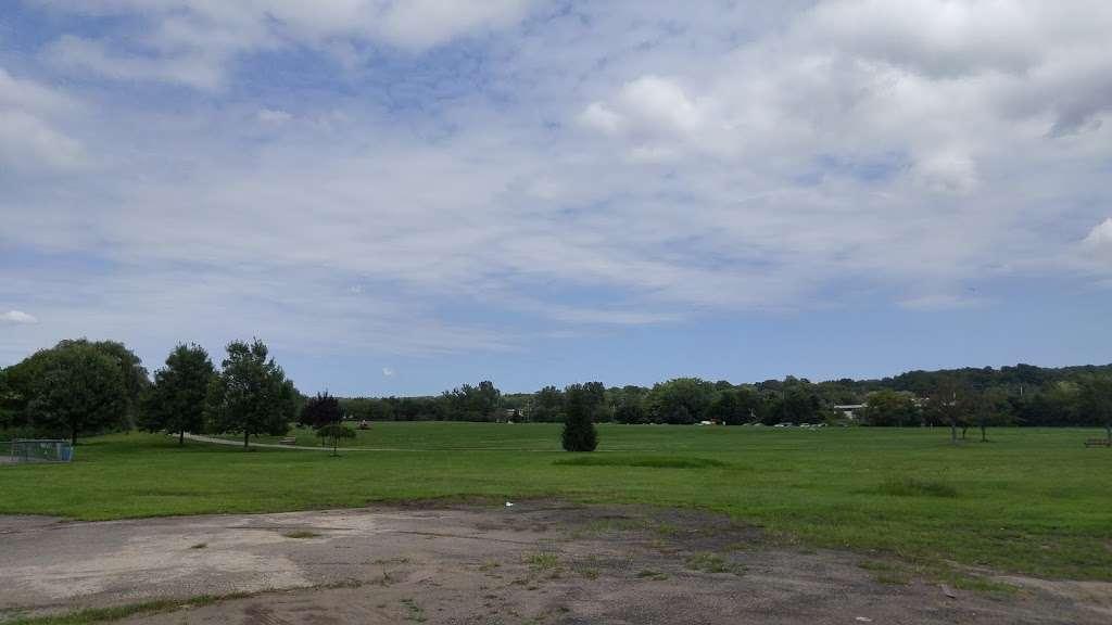 Overpeck Dog Park - park    Photo 5 of 7   Address: Leonia, NJ 07605, USA