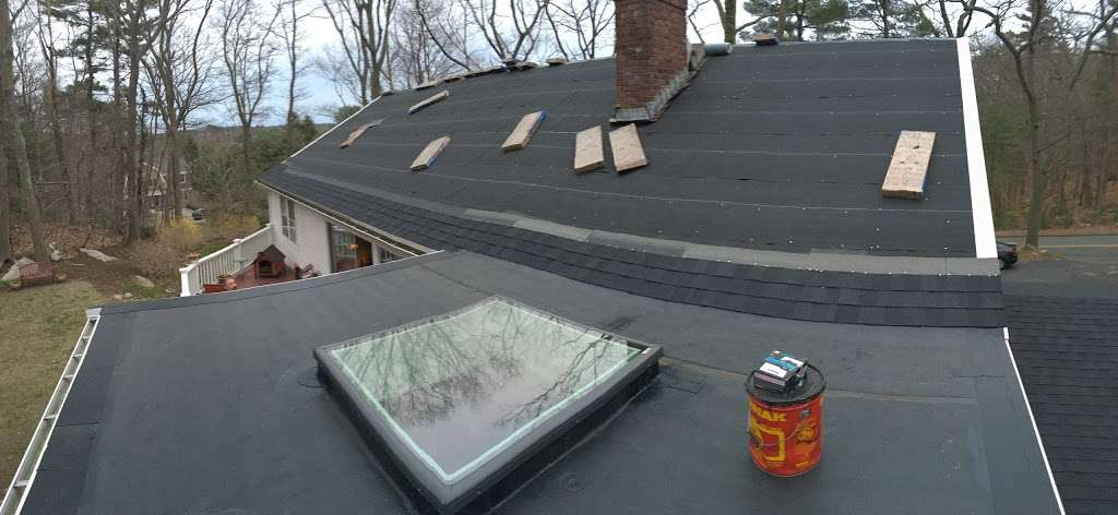 Papp Roofing llc - roofing contractor  | Photo 10 of 10 | Address: 12 Horton St, Gloucester, MA 01930, USA | Phone: (978) 587-6110