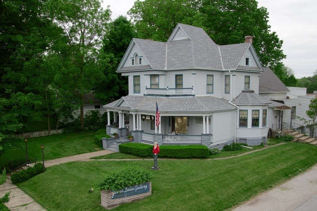 James Dean Gallery - museum  | Photo 2 of 9 | Address: 425 N Main St, Fairmount, IN 46928, USA | Phone: (765) 948-3326