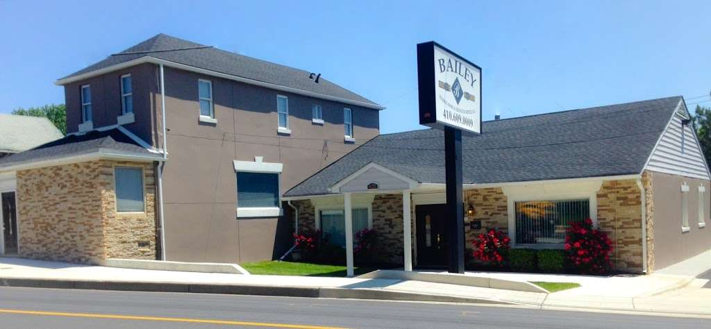 BAILEY Funeral Home and Cremation Service, PA - funeral home  | Photo 1 of 10 | Address: 4023 Annapolis Rd, Halethorpe, MD 21227, USA | Phone: (410) 609-0009