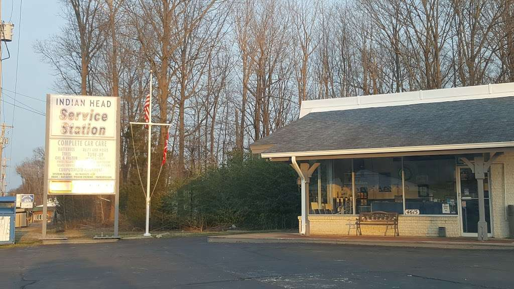 Indian Head Services Station - gas station    Photo 1 of 5   Address: 4615 MD-210, Indian Head, MD 20640, USA   Phone: (301) 743-5000