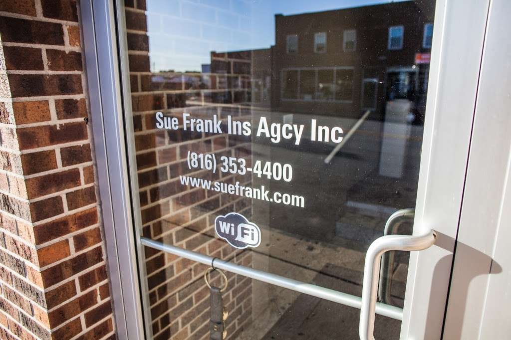 Sue Frank - State Farm Insurance Agent - insurance agency    Photo 6 of 10   Address: 10014 E 63rd St, Raytown, MO 64133, USA   Phone: (816) 353-4400