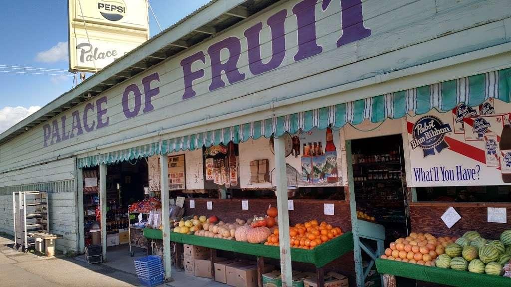Palace of Fruit - store  | Photo 5 of 10 | Address: 8 Ely Rd N, Petaluma, CA 94954, USA | Phone: (707) 795-5311