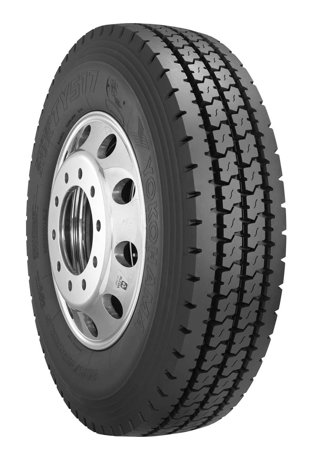 AltaTire, YOKOHAMA Commercial Tire Dealer - Roadside Semi Truck  - car repair  | Photo 6 of 10 | Address: 3123 US-175 Frontage Rd, Seagoville, TX 75159, USA | Phone: (888) 788-9643