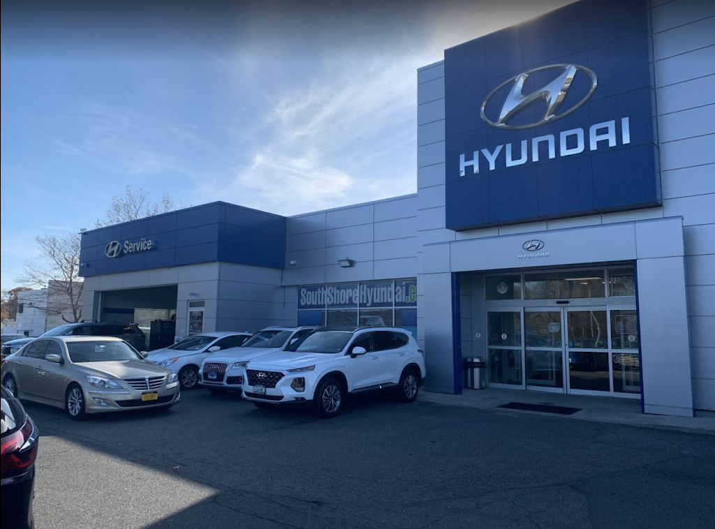 South Shore Hyundai - car dealer    Photo 1 of 9   Address: 360 West Sunrise Hwy, Valley Stream, NY 11581, USA   Phone: (516) 561-8770