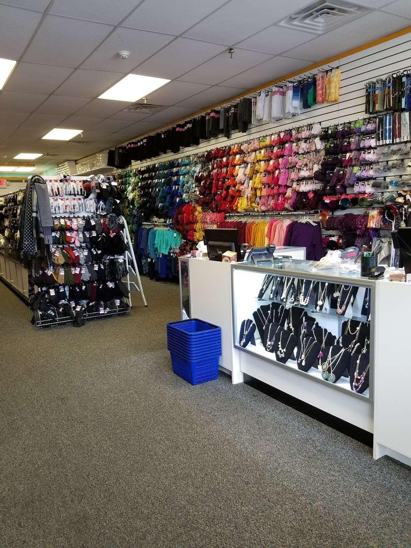 Hosiery Island - clothing store  | Photo 4 of 7 | Address: 126 Maple Ave, Spring Valley, NY 10977, USA | Phone: (845) 262-0700