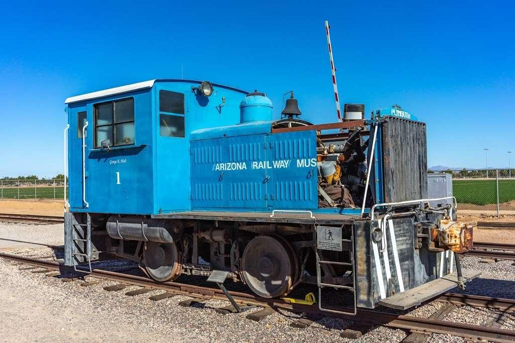 Arizona Railway Museum - museum  | Photo 6 of 10 | Address: 330 E Ryan Rd, Chandler, AZ 85286, USA | Phone: (480) 821-1108