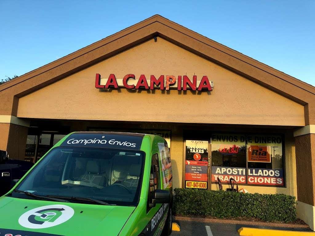 Campina Envios - La Campina de Kissimmee - travel agency  | Photo 6 of 10 | Address: 2469 Michigan Ave, Kissimmee, FL 34744, USA | Phone: (407) 847-9300