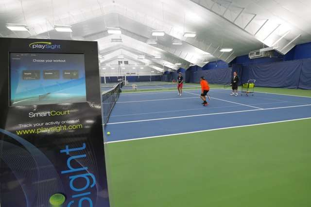 CourtSense at Bogota Racquet Club - health  | Photo 5 of 10 | Address: 156 W Main St, Bogota, NJ 07603, USA | Phone: (201) 489-1122