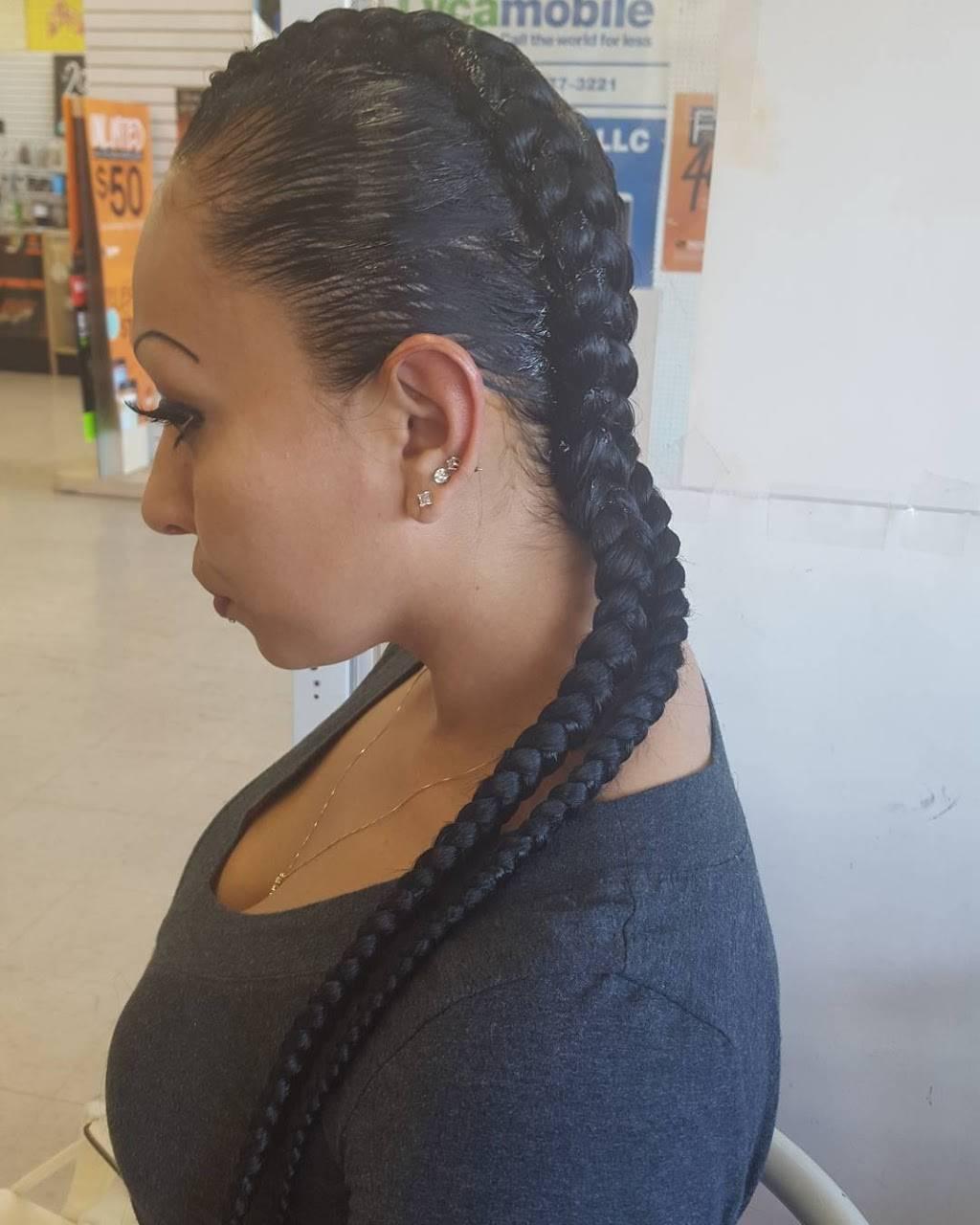 Taslim African Hair Braiding - hair care  | Photo 8 of 10 | Address: 4515 Village Fair Dr, Dallas, TX 75224, USA | Phone: (214) 371-2002