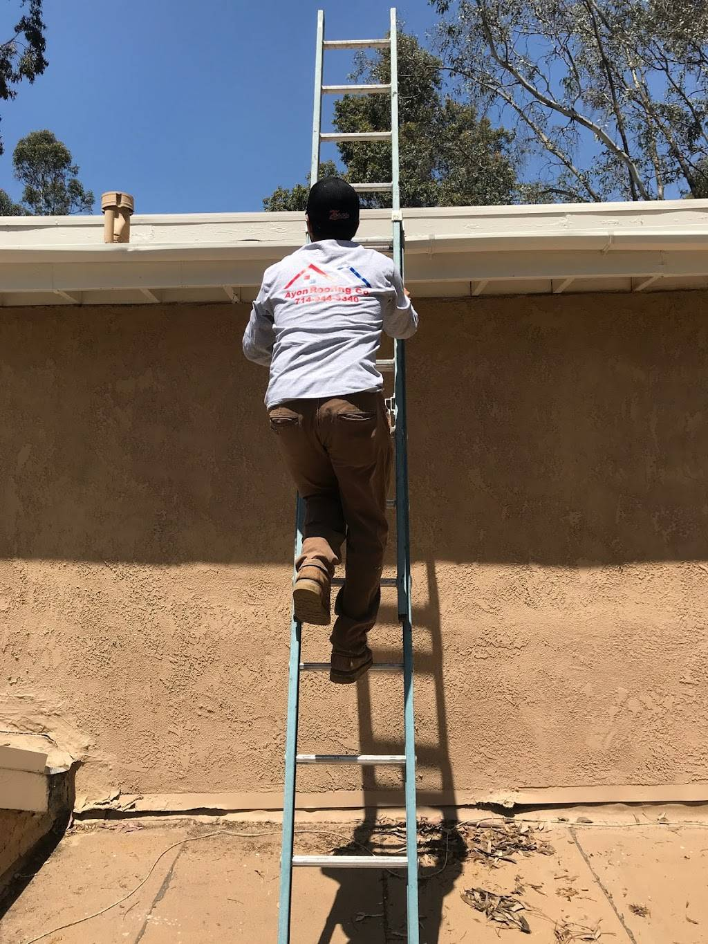 Ayon's Roofing - roofing contractor  | Photo 7 of 8 | Address: 1713 E Sycamore St, Anaheim, CA 92805, USA | Phone: (714) 944-3340