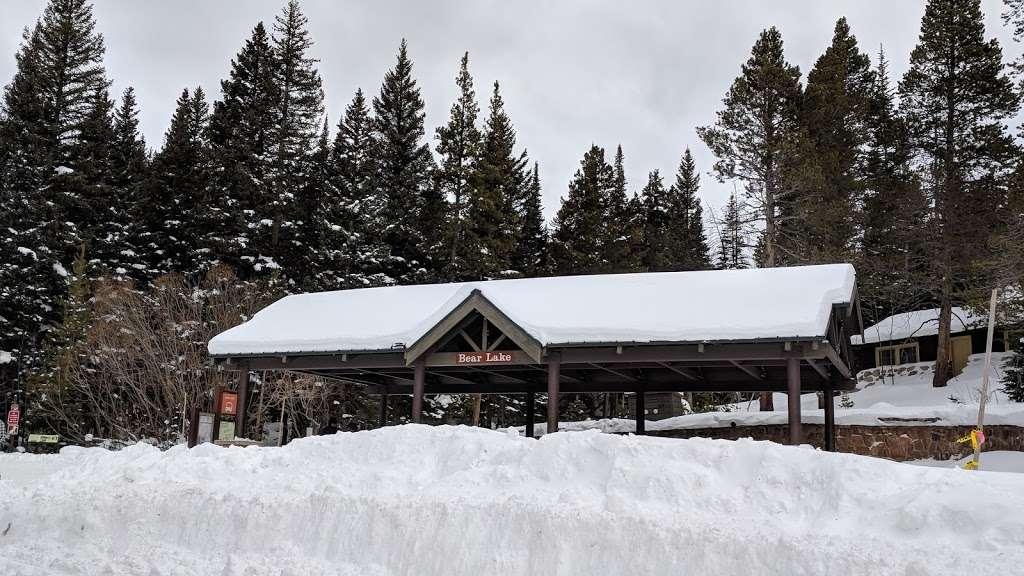 Bear Lake - transit station    Photo 10 of 10   Address: Colorado 80517, USA